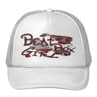 Gorra del chica R de Beatbox