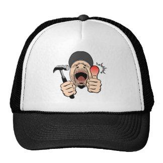 Gorra del choque del martillo