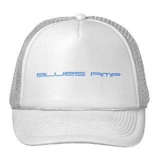 Gorra del chulo de los azules