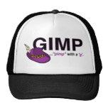 Gorra del chulo del Gimp