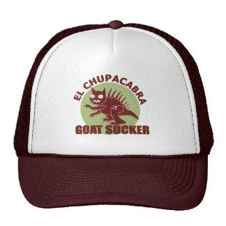 Gorra del Chupacabra del EL