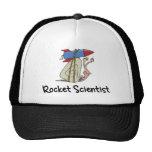 Gorra del científico de Rocket