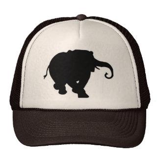 Gorra del circo del elefante