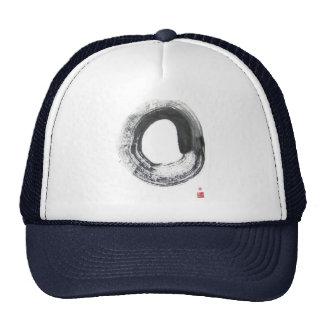 Gorra del círculo del zen de Enso