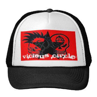 Gorra del círculo vicioso