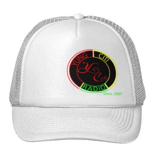 Gorra del ciudadano de Yung