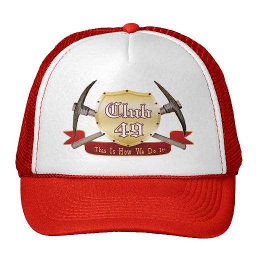 Gorra del club 49