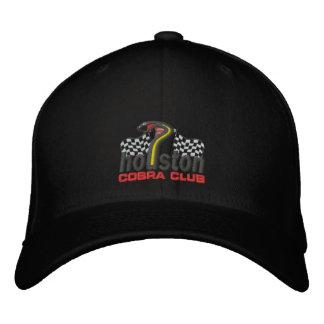 Gorra del club de la cobra de Houston Gorra De Beisbol