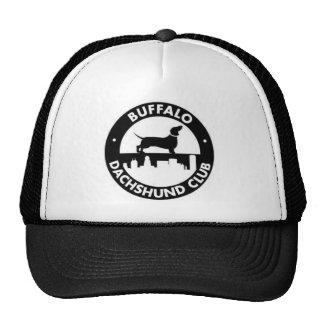 Gorra del club del Dachshund del búfalo