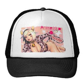 Gorra del club LOL del animado