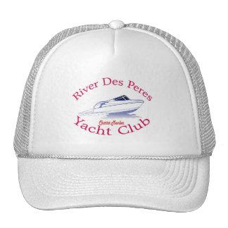 Gorra del club náutico del DES Peres del río