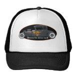 Gorra del coche de carreras del DAA