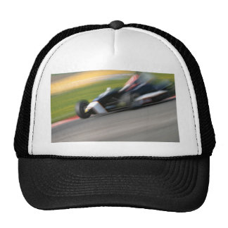 Gorra del coche de competición