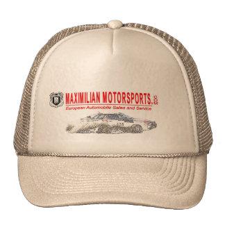 Gorra del coche de la reunión de Maximiliano Motor