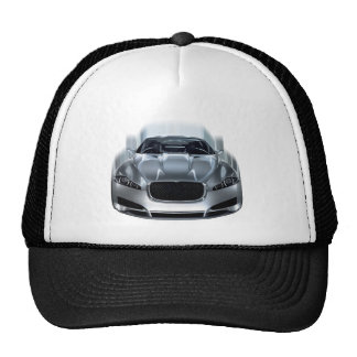 gorra del coche rápido