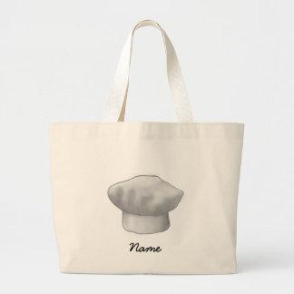 Gorra del cocinero bolsas