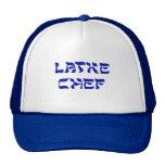 Gorra del cocinero del Latke