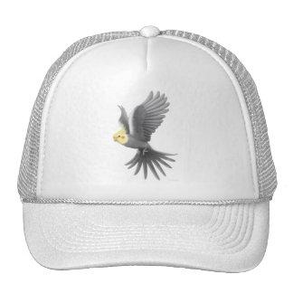 Gorra del Cockatiel del vuelo