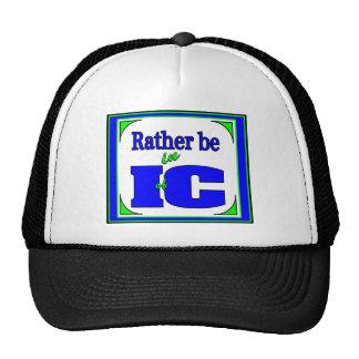 Gorra del COI del RB
