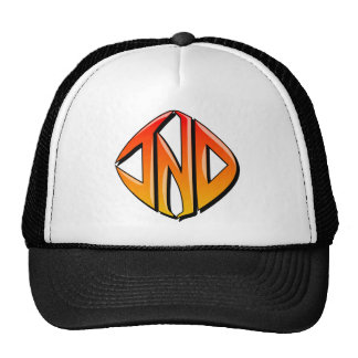 Gorra del color de JND