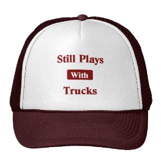 Gorra del conductor de camión