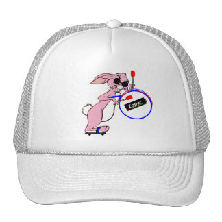 Gorra del conejito de pascua