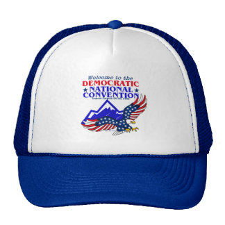 Gorra del convenio DNC Obama