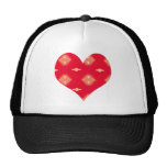 Gorra del corazón