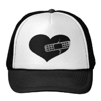 Gorra del corazón de la reparación