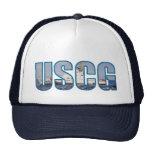 Gorra del cortador del guardacostas