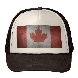 Gorra del cráneo de la bandera del 🇨🇦 de Canadá