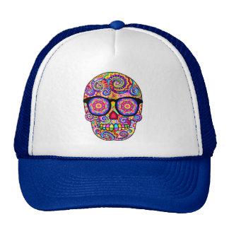 Gorra del cráneo del azúcar del inconformista - dí