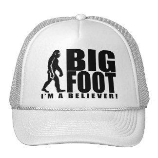 Gorra del creyente de Bigfoot