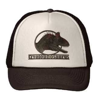 Gorra del Cryolophosaurus