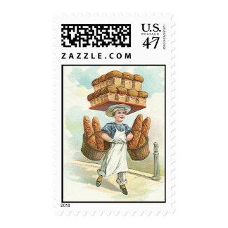 Gorra del delantal del cocinero del chef de sello
