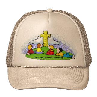 Gorra del departamento de los NIÑOS