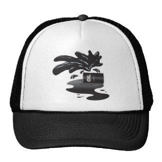 Gorra del derrame de petróleo