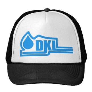 Gorra del descenso de DJKL