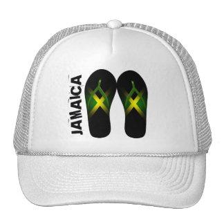 Gorra del deslizador de Jamaica