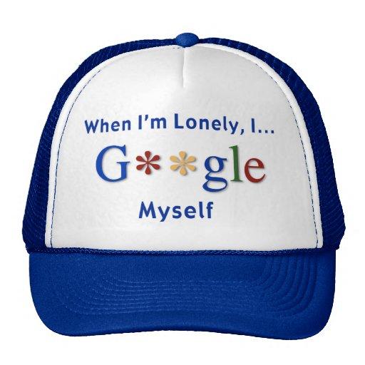 Gorra del día de padre: Cuando soy solo -