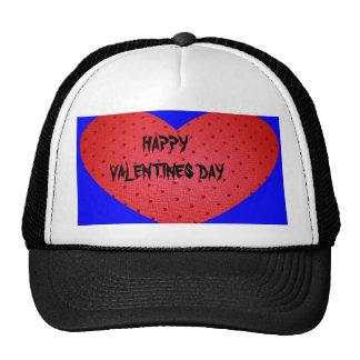 Gorra del día de San Valentín