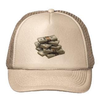 Gorra del dinero del efectivo del Swag
