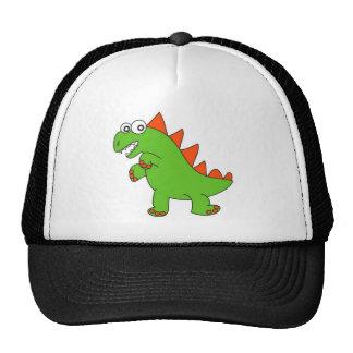 ¡gorra del dinosaurio! gorras de camionero
