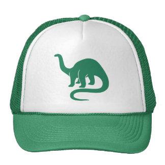 Gorra del dinosaurio - verde