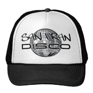 Gorra del disco de San Fran