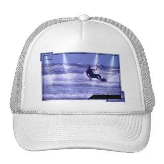 Gorra del diseño de Kiteboarding