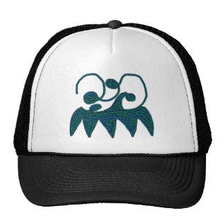 gorra del diseño del monstruo