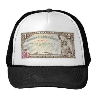 ¡Gorra del dólar de la libertad! Gorra