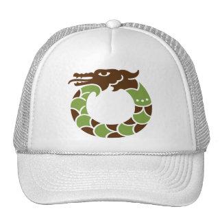 Gorra del dragón del jade