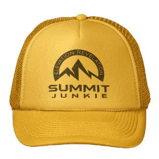 Gorra del drogadicto de la cumbre